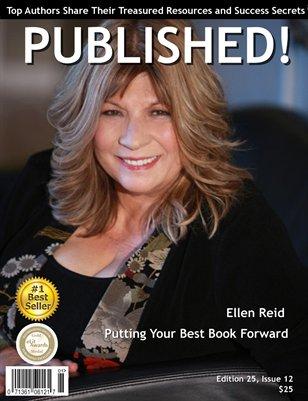 PUBLISHED! Excerpt featuring Ellen Reid
