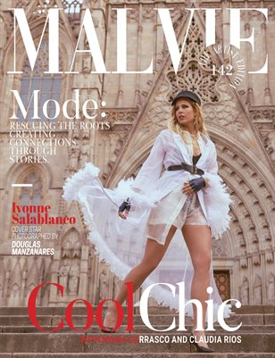 MALVIE Magazine The Artist Edition Vol 142 February 2021