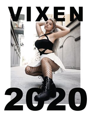 Vixen 2020 Charity Mag