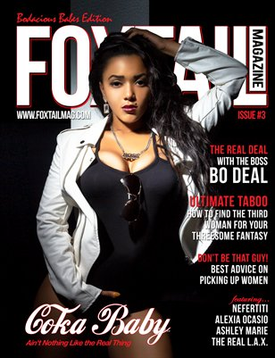 FOXTAIL Magazine Issue #3
