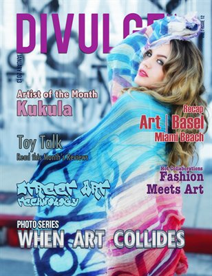 Divulge Magazine: January 2013 Issue