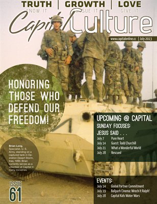 July 2013, Issue 61