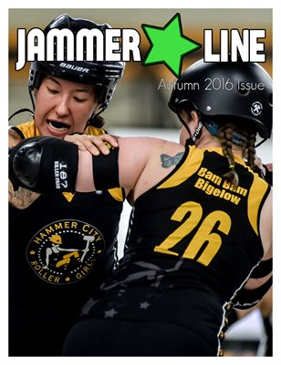 Jammer Line Fall/Winter 2016 Issue