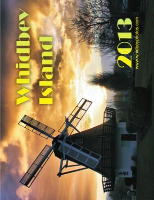 2013 Whidbey Island Calendar