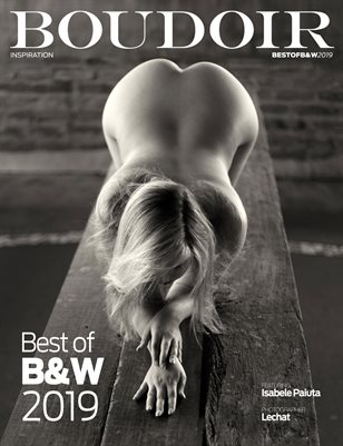 Best of B&W 2019 - Boudoir Inspiration