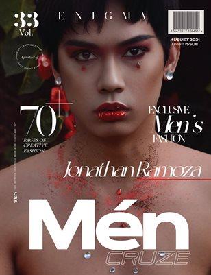 AUGUST 2021 Issue (Vol: 33) | MEN CRUZE Magazine
