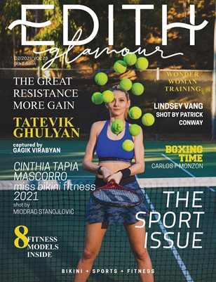The Sport Issue, #28
