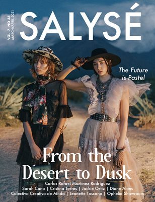 SALYSÉ Magazine | APRIL 2021 | VOL 7 NO 33