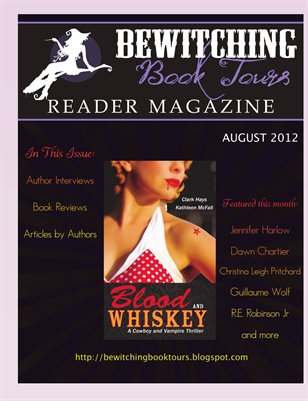 Bewitching Reader Magazine Issue Two August 2012