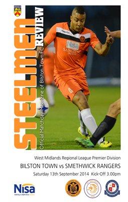 Bilston Town v Smethwick Rangers