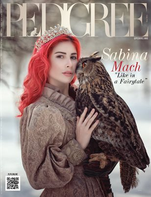 PEDIGREE Mag - SABINA MACH - March/2021 - #8