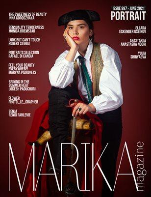 MARIKA MAGAZINE PORTRAIT (ISSUE 997 - JUNE)