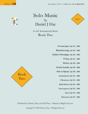 Solo - Treble - Book Two
