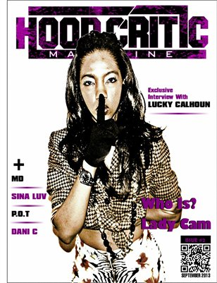 Hood Critic Magazine - Issue #2