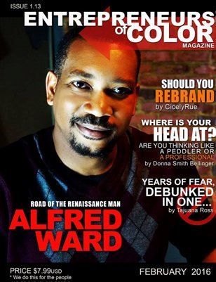 Entrepreneurs of Color Magazine (February 2016)