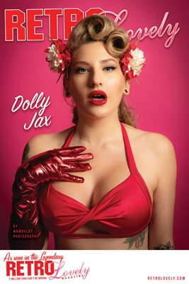 Dolly Jax Cover Poster