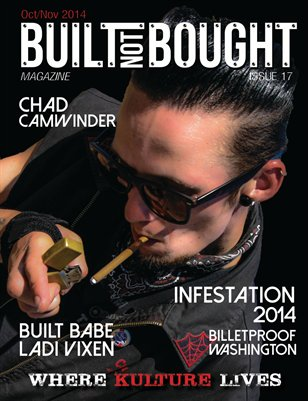Built Not Bought Magazine Issue 17
