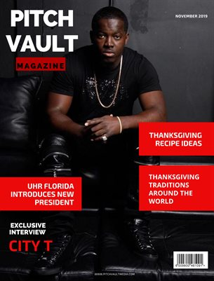 Pitch Vault Mag-November Issue