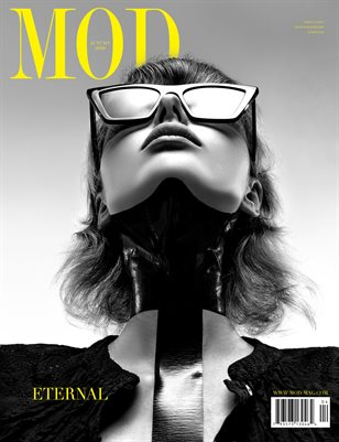 MOD Magazine: Volume 9; Issue 4; Autumn 2020 - THE ETERNAL ISSUE (Cover 4)