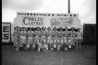 Sept. 2 1946 Kitty League Ball Club