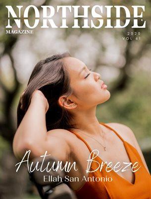 Northside Magazine Volume 61 Featuring Ellah San Antonio