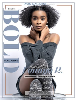 BOLD Magazine Issue 06