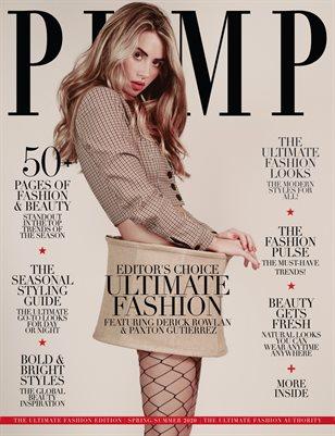 PUMP Magazine - Ultimate Fashion Edition - Vol.2