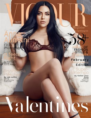 Fashion & Beauty | February Issue 01