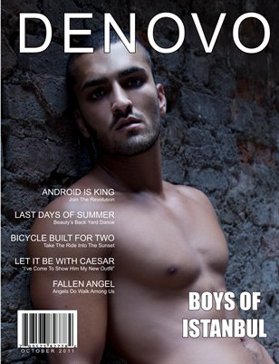 DENOVO Issue 6  OCT 2011