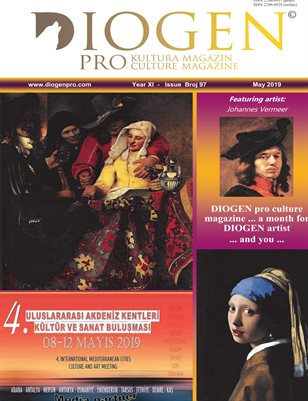 DIOGEN pro culture magazine, No 97, May 2019