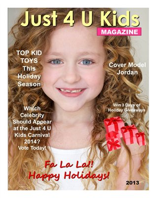 Just 4 U Kids Holiday Cover3