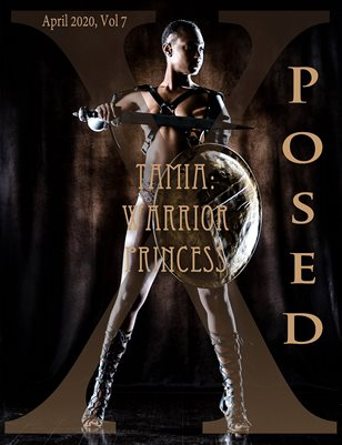 X Posed Vol 7 - Tamia: Warrior Princess