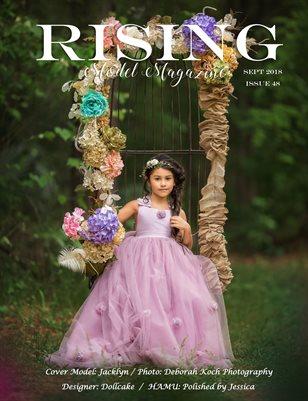 Rising Model Magazine Issue #48