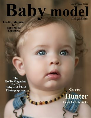 Baby Model Magazine Issue 9 Volume 7 2021