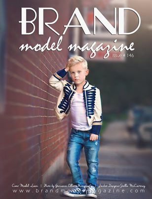 Brand Model Magazine  Issue # 146