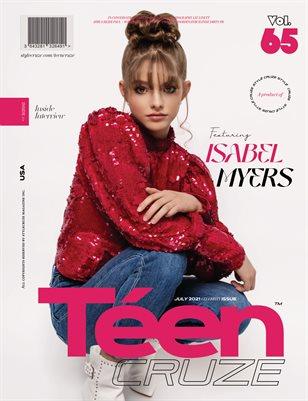 JULY 2021 Issue (Vol: 65) | TÉENCRUZE Magazine
