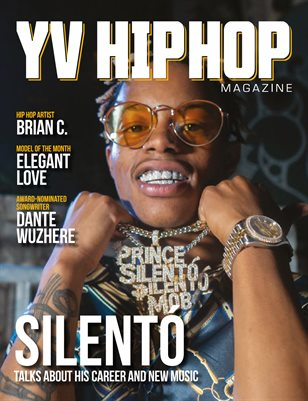YV Hip Hop Magazine - August 2019