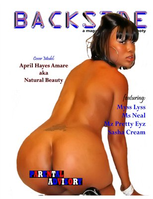 Backside Magazine Natural Beauty #6