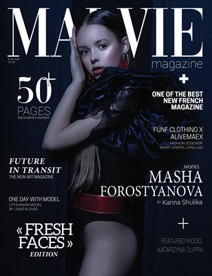 MALVIE Mag | Fresh Faces Vol. 08 | JUNE 2020