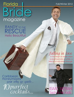 Florida Bride Magazine Fall/Winter 2012