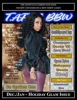 Taffy BBW Magazine - Dec/Jan Holiday Glam Issue