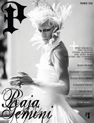 Prysm Magazine Debut Issue-Spring 2012