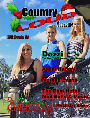 Country Loud Magazine Issue 3