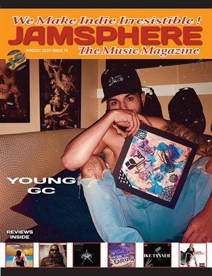 Jamsphere Indie Music Magazine August 2020
