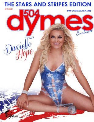 504Dymes Magazine Stars And Stripes Edition Vol. 2