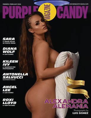 PURPLE CANDY MAGAZINE FEBRUARY 2019