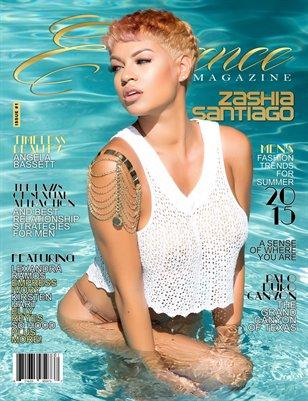 Elégance - Issue #1 (Zashia Santiago)