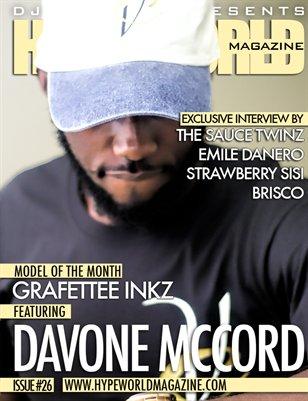 HYPE WORLD MAGAZINE ISSUE #26