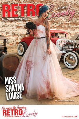 Miss Shayna Louise Cover Poster