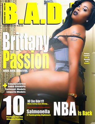 Upper Echelon (Brittany Passion Issue)